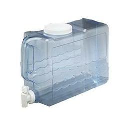 Arrow Plastic 00744 Slimline Beverage Container 2.5-Gallon 2