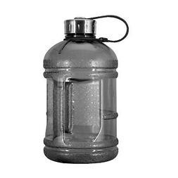 1/2 Gallon  BPA FREE Plastic Water Bottle w/ 48mm Steel Cap