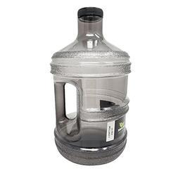 1 Gallon Leak-Proof BPA Free Reusable Plastic Drinking Water