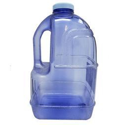 1 Gallon BPA FREE Reusable Plastic Drinking Water Big Mouth