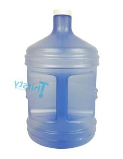 1 Gallon Water Bottle BPA Free Polypropylene Jug Container C