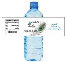 Peacock Water Bottle Water Bottle Org
