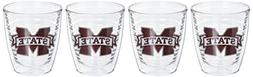 Tervis 1033332 Mississippi State Bulldogs Logo Tumbler with