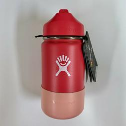 HYDRO FLASK 12 oz Kids Wide Mouth Insulated Water Bottle