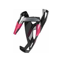 Elite 120140611 Custom Race Plus Black Glossy, Pink Graphic