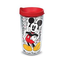 Tervis 1228025 Disney Mickey Mouse Pattern Wrap Tumbler with