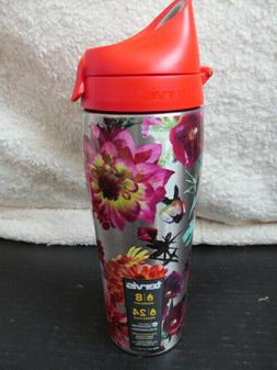 Tervis 1298873 Romantic Floral Stainless Steel Insulated Tum
