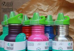 KLEAN KANTEEN 12oz SIPPY Top Cup TODDLER water bottle clean