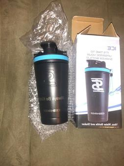16 oz. Water Bottle and Shaker