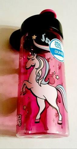 Cool Gear 16 Oz Water Bottle- Magical Unicorn- NEW