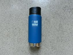 Klean Kanteen 16 oz. Wide Insulated Bottle with Cafe Cap