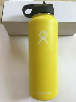 18oz Hydro Flask Insulated Stainless Steel Wide Mouth Water