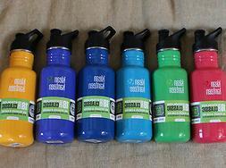 KLEAN KANTEEN 18oz SPORTS Top sip water bottle clean canteen
