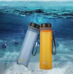 1L BPA free Plastic Sports Water Bottle Drinking Bike Cyclin