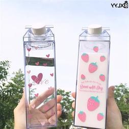 BXLYY 1pc Milk Box <font><b>Cherry</b></font> <font><b>Bloss