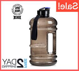 2.2L Big Water Bottle Water Jug Container 73OZ Large Water C