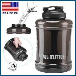 2.5L Big Water Bottle Jug for Gym Workout Sport Training Ket