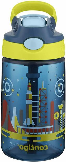 2 Pack Contigo AUTOSPOUT Flip Straw Gizmo Kids Water Bottle