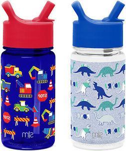 Simple Modern 2-Pack Summit Kids Tritan Water Bottle w Straw