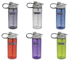 Nalgene 20-Ounce Multidrink Water Bottle, 6 Colors