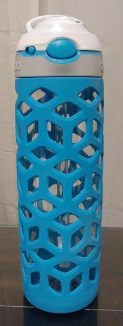 Contigo 20 oz. Glass Autospout Water Bottle