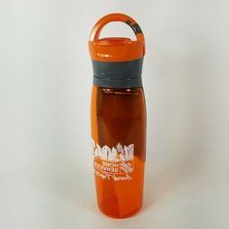 Contigo 24 oz Autoseal Kangaroo Water Bottle with Storage Co