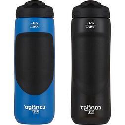 Contigo 24 oz. Fit Squeeze AutoSpout Water Bottle
