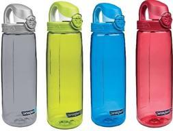 Nalgene 24 oz OTF On the Fly Water Bottle Reusable free ship