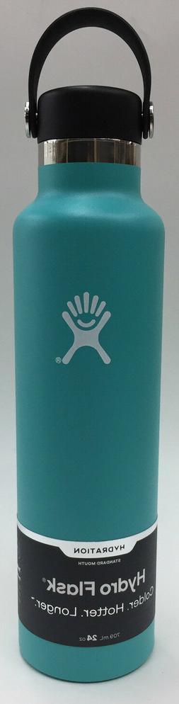 Hydro Flask 24 oz Standard Mouth BPA Free Flex Cap Stainless