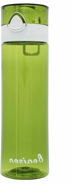24 Oz Tritan Fruit Infuser Water Bottle Protein Shaker BPA F