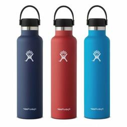 Hydro Flask 24oz Standard Mouth Bottle in 10 Different Color