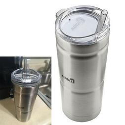 24oz Tumbler Water Bottle Stainless Steel Dual-Wall Vacuum I