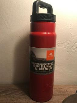 Ozark Trail 24oz Vacuum Insulated Powder Coated Water Bottle