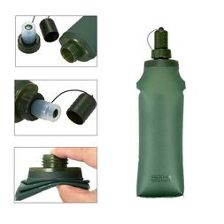 250ml 500ml TPU Outdoor Sport <font><b>Bottle</b></font> Hyd