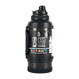 TAL 3 Liter Zeus Double Wall Insulated Water Bottle, Black