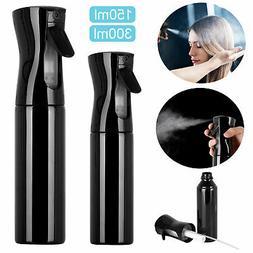 300ml Hair Fine Mist Spray Water Bottle Sprayer Hairdressing