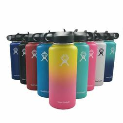 32/40oz Hydro Flask Water Sport Bottle Stainless Steel Insul
