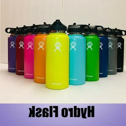 32/40OZ HydroFlask Insulated StainlessSteel Water Bottle Wid