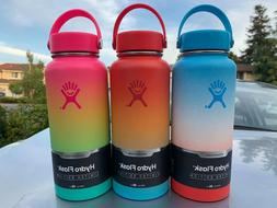 Hydro Flask 32 Oz Hawaiian Rainbow, Blue Hawaii, Mai Tai, Li