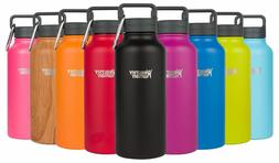 32 oz multiple colors insulated stainless steel