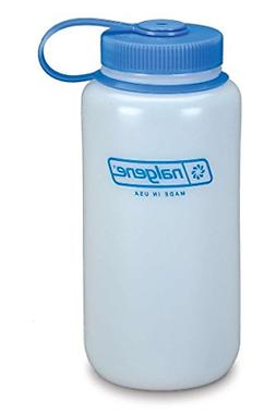 32 oz reusable water bottle hdpe in