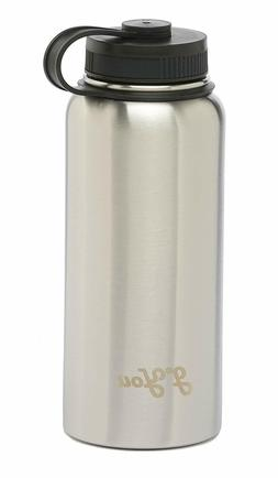 32 Oz Stainless Steel Tumbler Water Bottle Insulated Flask C