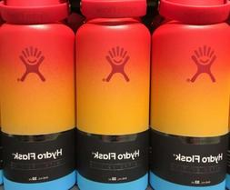 Hydro Flask 32oz Hawaii Limited Edition Shave Ice Lot of 3 W