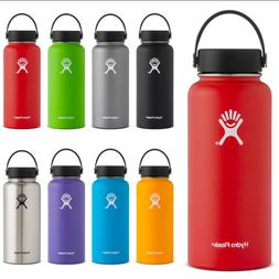 32oz Hydro Flask Stainless Steel Water Bottle Vacuum Insulat