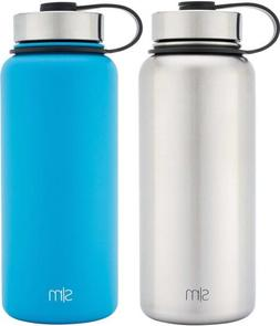 Simple Modern 32oz Summit Water Bottle 2-Pack Stainless Stee