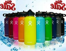32OZ Hydro Flask Water Bottle Stainless Steel & Vacuum Insul