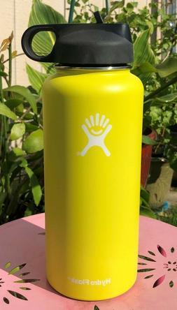 Hydro Flask 32OZ -Water Bottle Stainless Steel with Straw Li