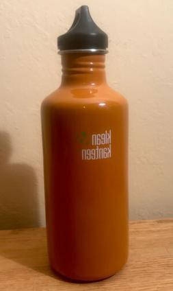 Klean Kanteen 40 oz. Bottle - Uninsulated - Burnt Orange