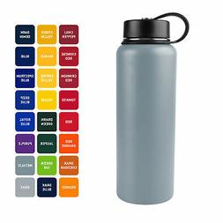 Tahoe Trails - 40 Oz. Double Wall Vacuum Insulated Stainless