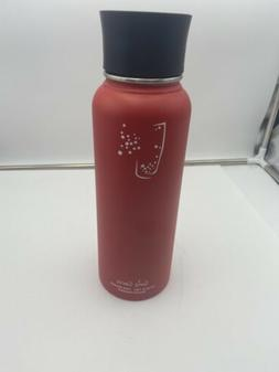 Swig Savvy 40 Oz Red Stainless Steel Insulated Water Bottle